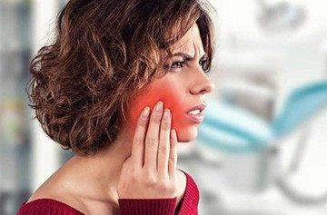болевые ощущения во рту