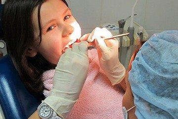 лечение болезней десен и зубов
