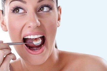 диагностика полости рта