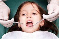 забота о зубах детей