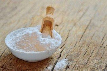 приготовление пасты с содой
