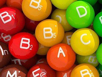 витамины b и d