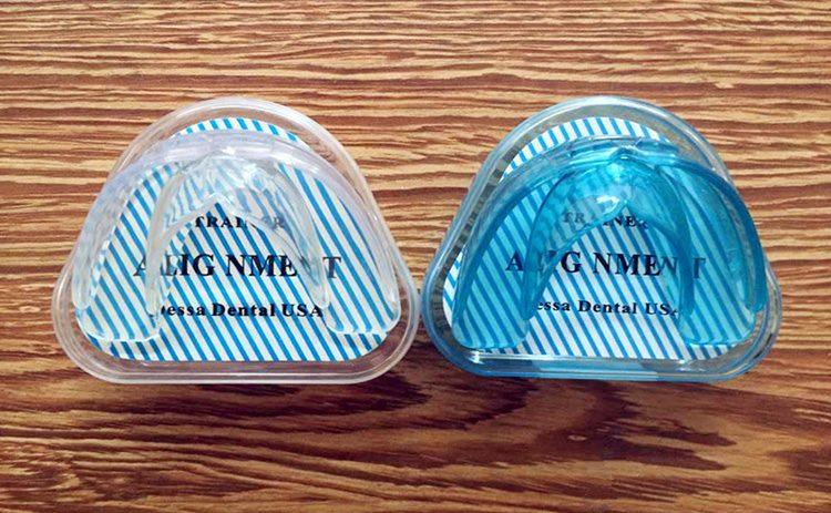 капа для очищения зубов