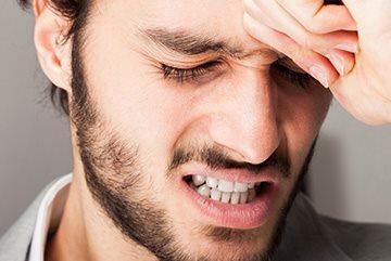 психологические причины бруксизма