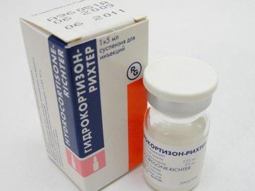 гидрокортизон рихтер