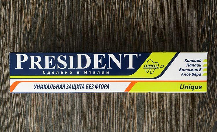 President Unique