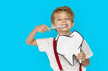 гигиена рта ребенка
