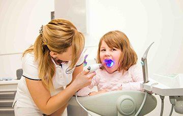 обработка зубов герметиком