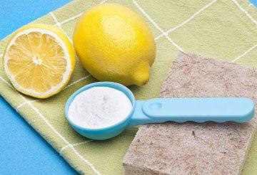 Сода и лимон