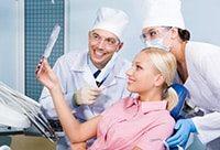 удаление камня в стоматологии