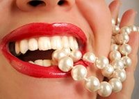 жемчужная улыбка