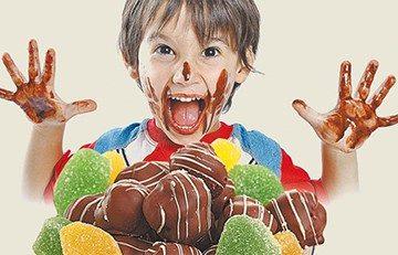 чрезмерное употребление сладкого детьми