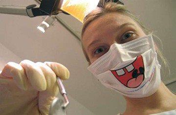 восстановление зубов и процедуры