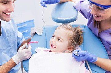 обезболивание зуба ребенку