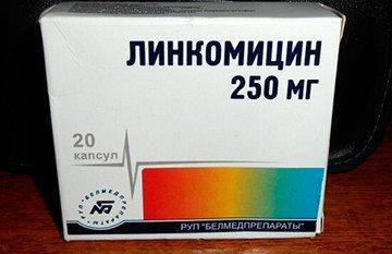 линкомицин антибиотик