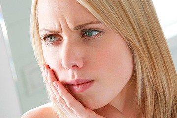 жалобы на боли в зубах
