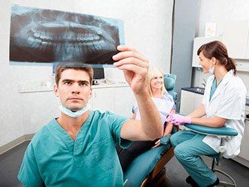 диагностика болезней полости рта