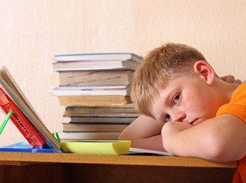 стресс у школьника