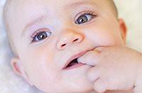 у малыша появились пятна на губах