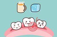 холодное и горячее с отрицательной реакцией на зубах
