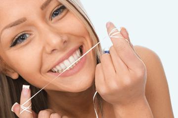 зубной флосс