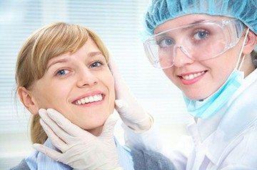 ухоженные зубы