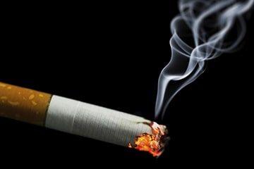 дым табачный