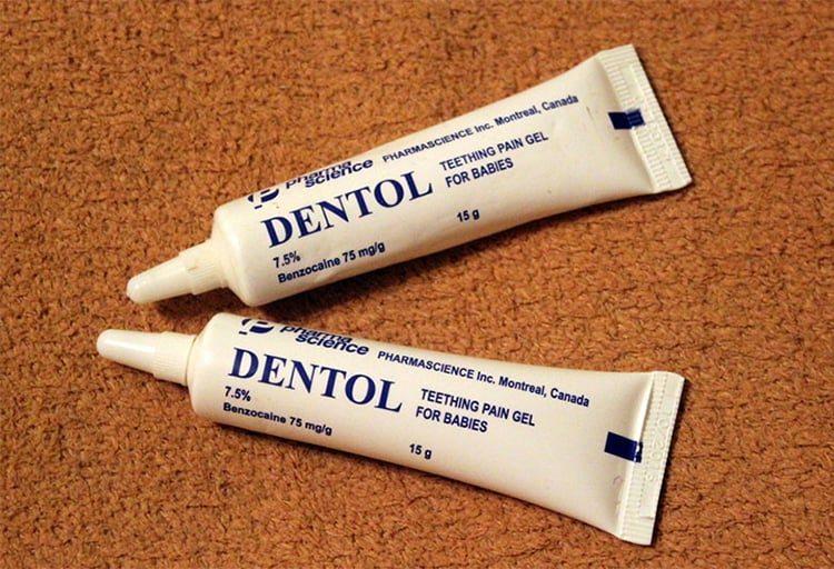 дентол для зубов