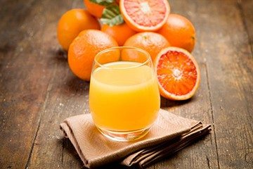 цитрусовый сок