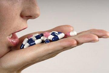 таблетки в стоматологии