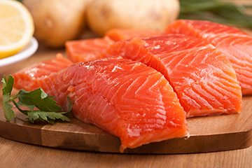 рыба жирная