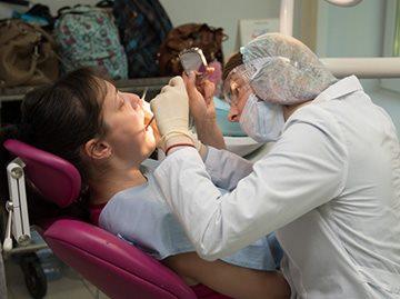 диагностика и лечение зубов