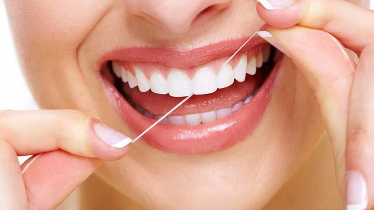 нить зубная