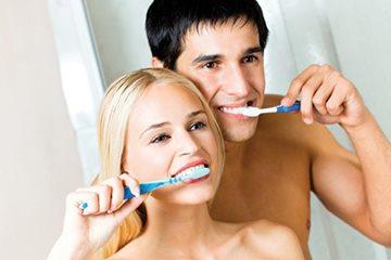 утренняя гигиена полости рта