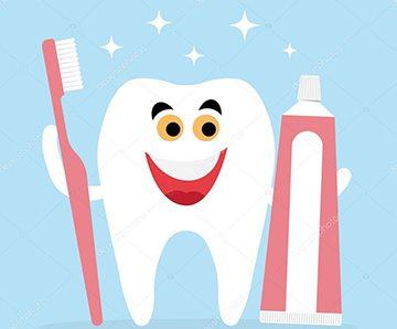 веселый зуб