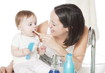 болезни зубов у детей