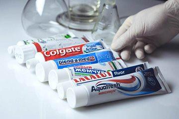 паста зубная